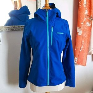 Patagonia Levitation Hooded Jacket Size Medium